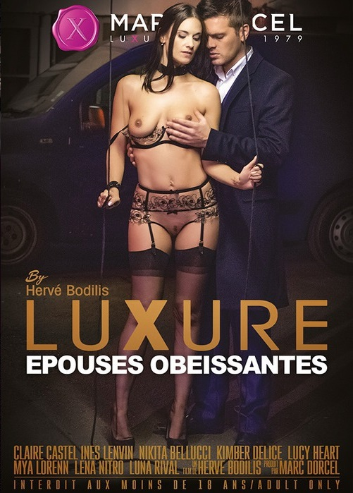 Luxure: Obedient Wives (Herve Bodilis, Marc Dorcel) [2016 г., Threesome, Bondage, Couples, European, Feature, Foreign, Swingers, Wives, Anal, WEB-DL, 2160p] (Split Scenes)