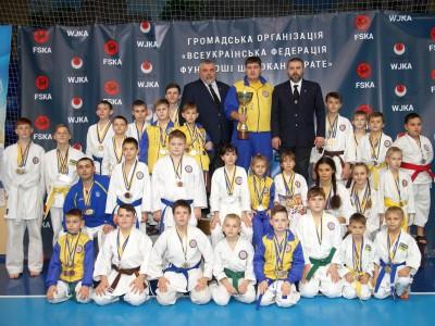 4 Чемпионат Украины «Ukraine Open — 2017» по каратэ-джицу