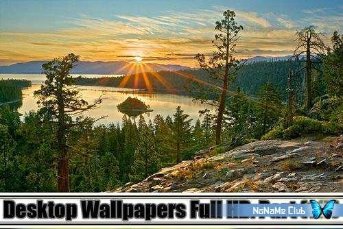 Обои - Desktop Wallpapers Full HD. Part (117) [JPG]