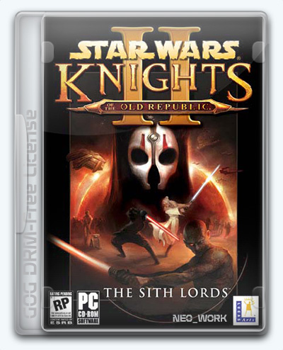 Star Wars™: Knights of the Old Republic™ 2: The Sith Lords™ (2005) [Multi] (1.0b) License GOG