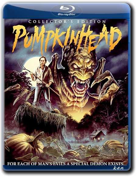Тыквоголовый / Pumpkinhead (1988) BDRip [H.264/720p]