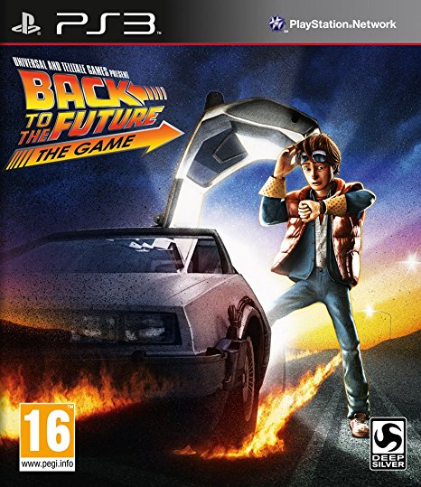 Back To The Future: The Game (2012) [PS3] [EUR] 4.01 [Cobra ODE / E3 ODE PRO ISO] [License] [Multi]