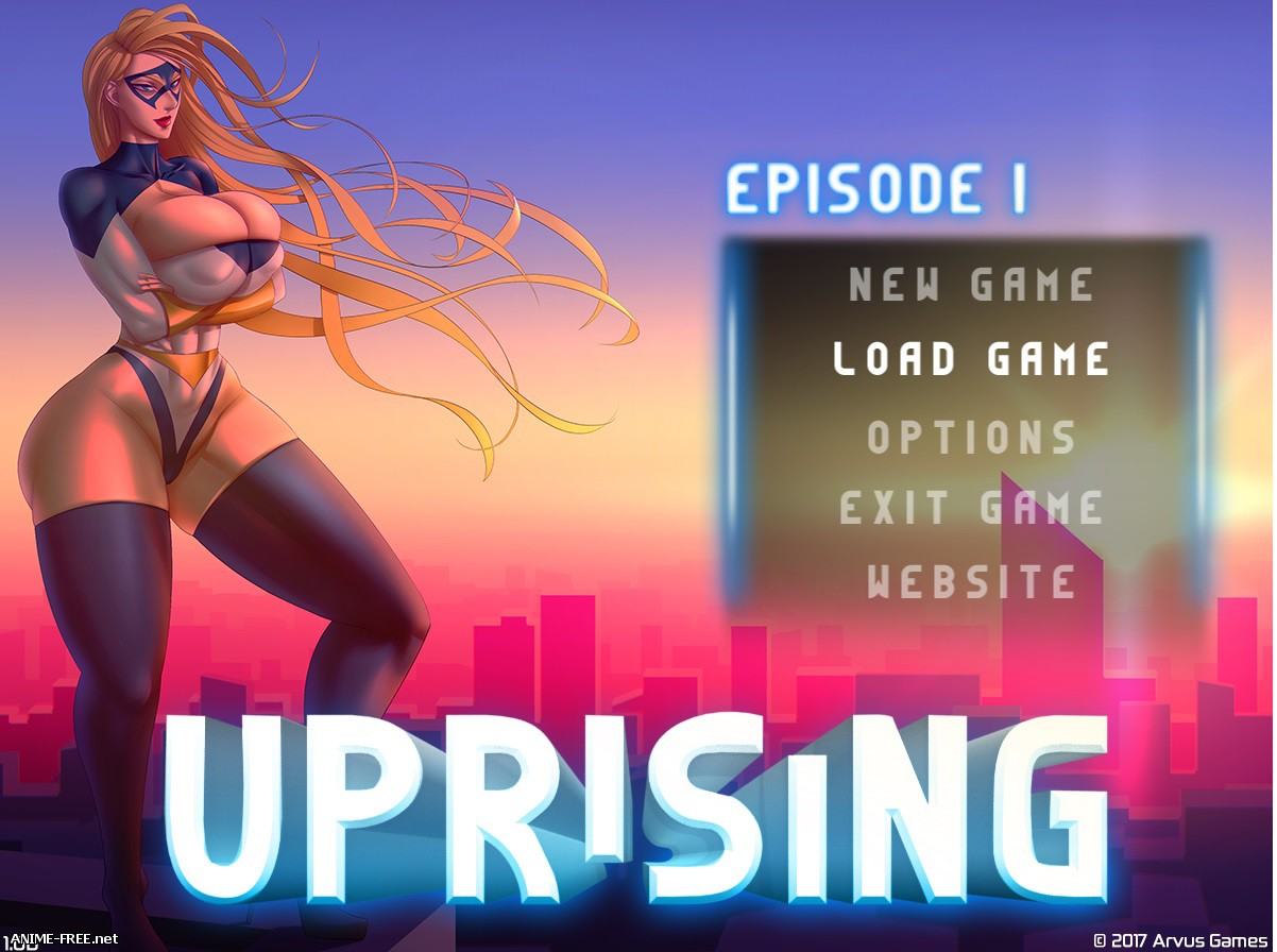 Uprising (Episode 1) [2017] [Uncen] [RPG, Animation] [ENG] H-Game