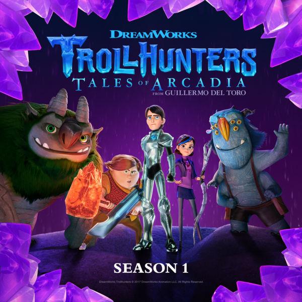 Охотники на троллей / Trollhunters (2016-2018) WEBRip-AVC | AlexFilm