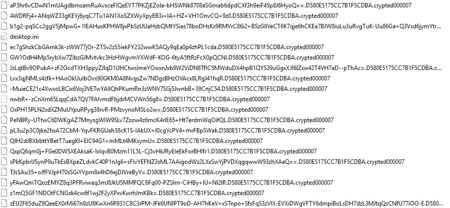 Защита файлов от вирусов шифровальщиков