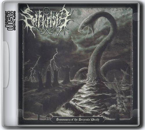 Sarkrista - Summoners of the Serpents Wrath (2017) [FLAC|Lossless|image + .cue] <Black Metal>