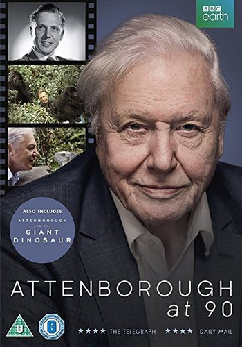 90 лет Дэвиду Аттенборо. По ту сторону экрана / Attenborough at 90. Behind the Lens (2016) HDTVRip [H.264/720p-LQ]
