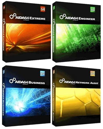 AIDA64 Extreme / Engineer / Business / Network Audit 5.97.4600 Final Repack (& Portable) by Litoy [Multi/Ru]