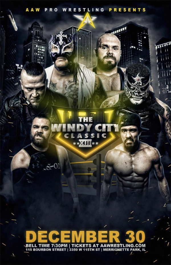 AAW Windy City Classic XIII