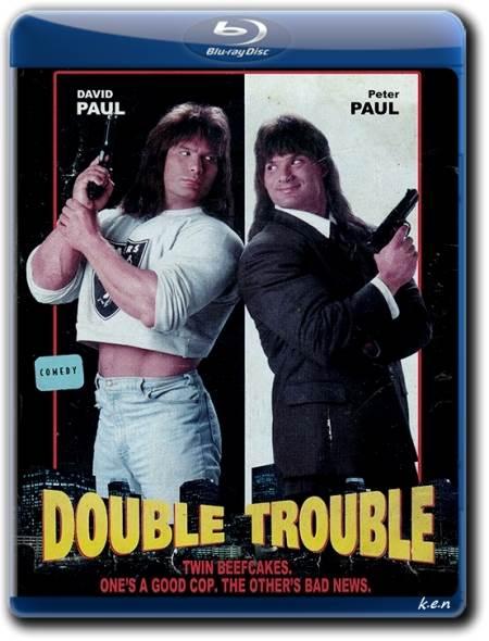 Двойные неприятности / Double Trouble (1992) WEB-DLRip [H.264/720p]