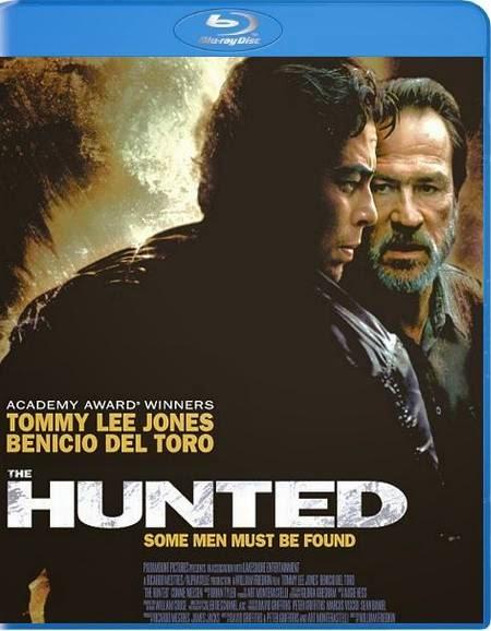 Загнанный / The Hunted (2003) BDRip [H.265/1080p] [10-bit]