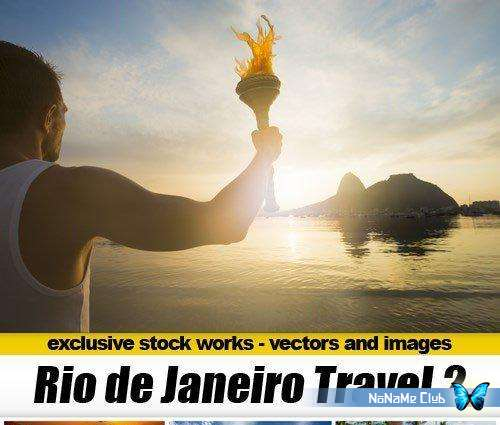 Растровый клипарт - Fotolia - Rio de Janeiro Travel 2 [JPG]