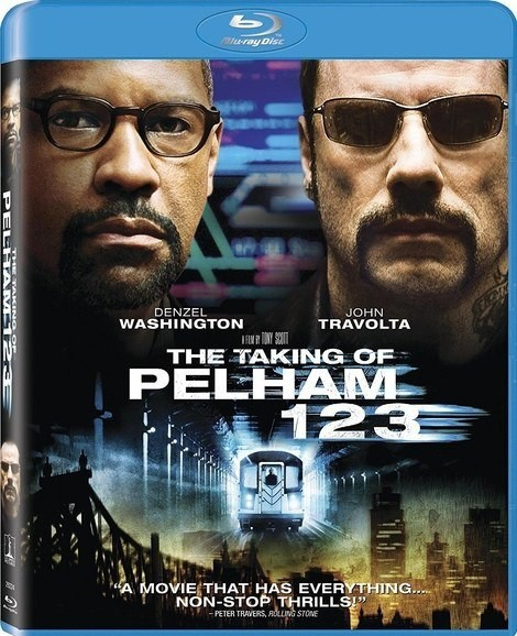 Опасные пассажиры поезда 123 / The Taking of Pelham 123 (2009) BDRip [H.265/1080p] [10-bit]