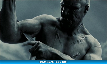 300 спартанцев (2006) HDRip-AVC от Kaztorrents | D | Open Matte