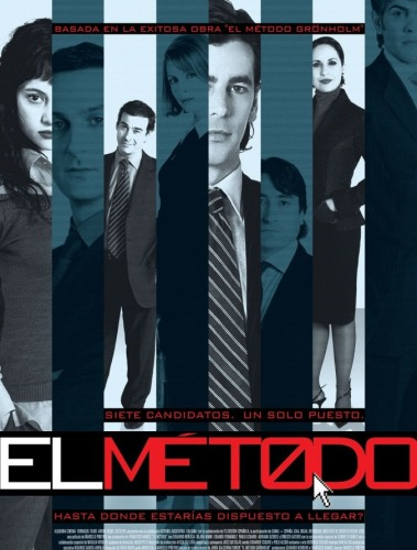 Метод / El metodo (2005) DVDRip [MVO]