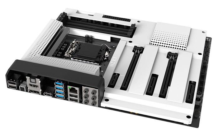 NZXT начала выпускать материнские платы, первая модель – N7 Z370 для процессоров Intel Coffee Lake