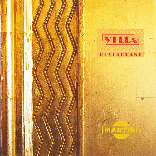 (Chillout) [CD] VA - DJ List - Villa Restaurant - 2002, FLAC (image+.cue), lossless