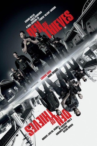 Den of Thieves 2018 HDCAM HQMIC x264-DiRG