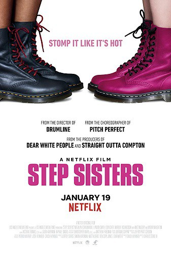 Step Sisters 2018 HDRip XviD AC3-EVO