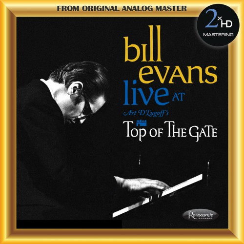 [TR24][OF] Bill Evans - Live At Art DLugoffs Top Of The Gate - 1968 / 2012 / 2017 (Cool, Post-Bop)