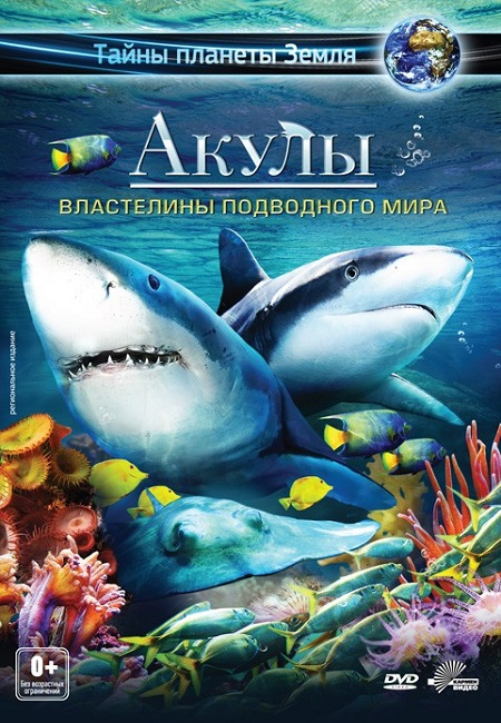 Акулы: Властелины подводного мира / Sharks: Kings of the Ocean (2013) BDRip 1080p   P1