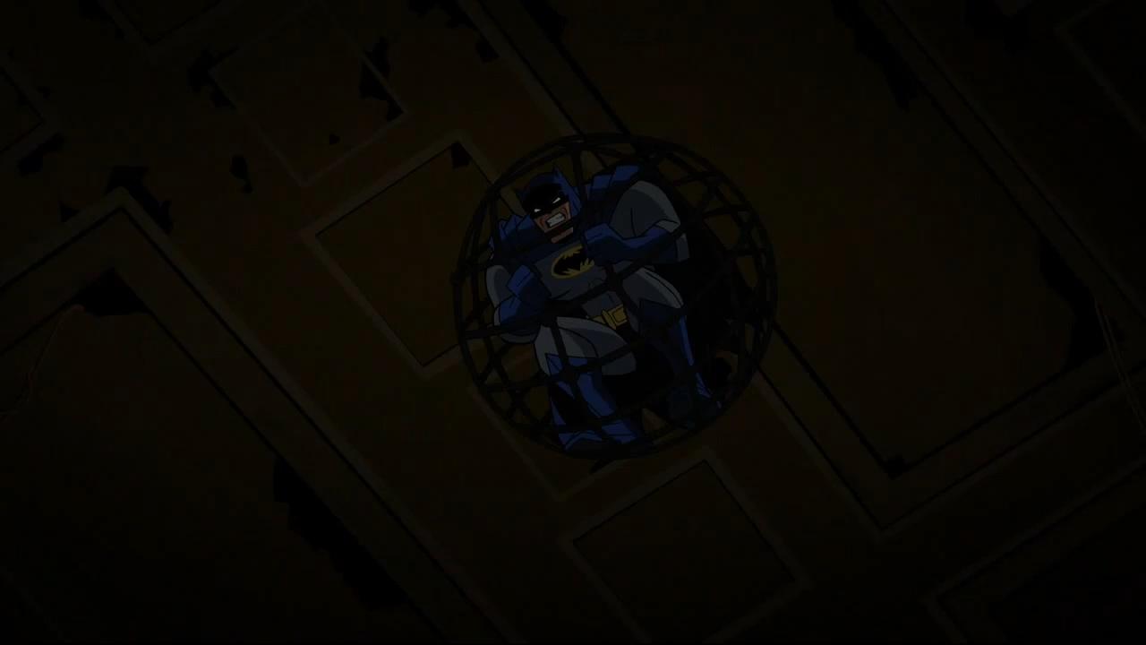 Скуби-Ду и Бэтмен: Храбрый и смелый / Scooby-Doo & Batman: the Brave and the Bold (2018) WEB-DL 720р