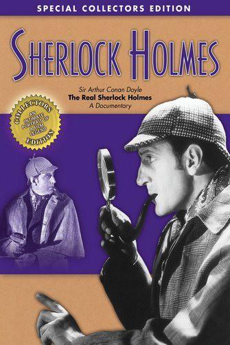 Настоящий Шерлок Холмс / The Real Sherlock Holmes (2012) HDTVRip [H.264/720p-LQ]