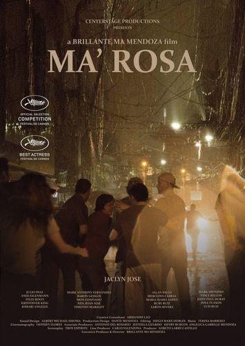 Мама Роза / Ma Rosa (2016) WEB-DLRip [MVO] [AD]