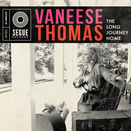 [TR24][OF] Vaneese Thomas - The Long Journey Home - 2016 (Blues)