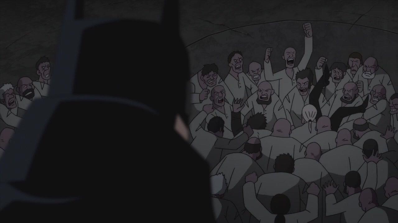 Бэтмен: Готэм в газовом свете / Batman: Gotham by Gaslight (2018) WEBRip 720p