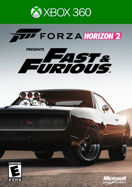 [XBOX360] Forza Horizon 2 : Fast Furious [FREEBOOT / RUSSOUND]