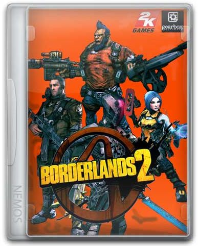 Borderlands 2 [v 1.8.4 + DLCs] (2012) PC | RePack от =nemos=
