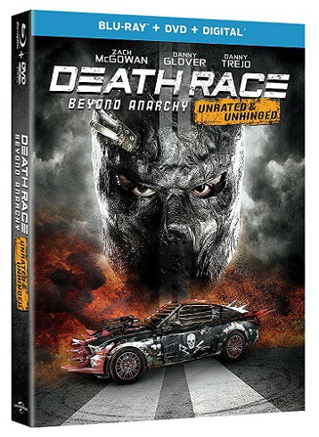 Death Race 4 Beyond Anarchy 2018 1080p HDRip X264 AC3-EVO