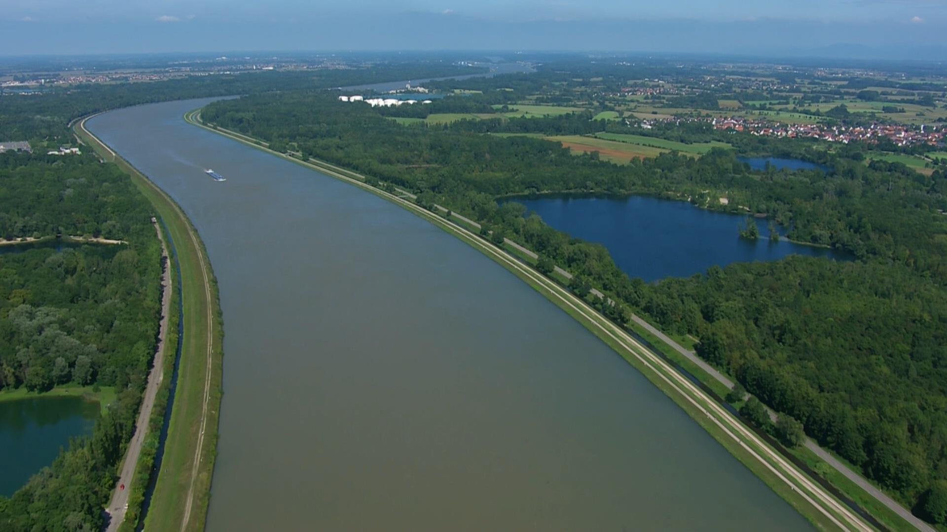 Золото Рейна - лица одной реки / Rheingold: Gesichter eines Flusses (2014/BDRemux) 1080p, P2