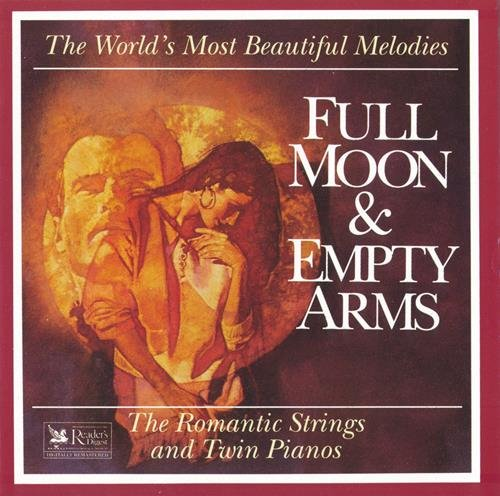 The Romantic Strings and Twin Pianos - Full Moon & Empty Arms (1993) [FLAC|Lossless|image + .cue] <Instrumental, Easy Listening>