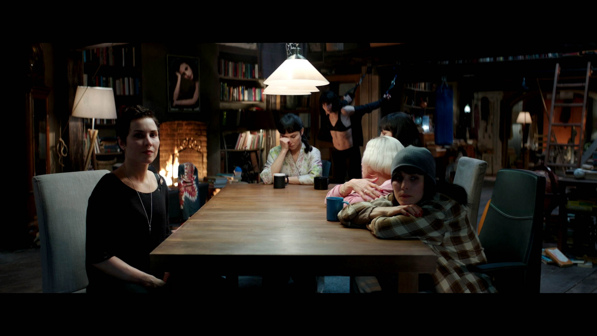 Тайна 7 сестер / Seven Sisters (2017/Blu-Ray) 1080p, Лицензия