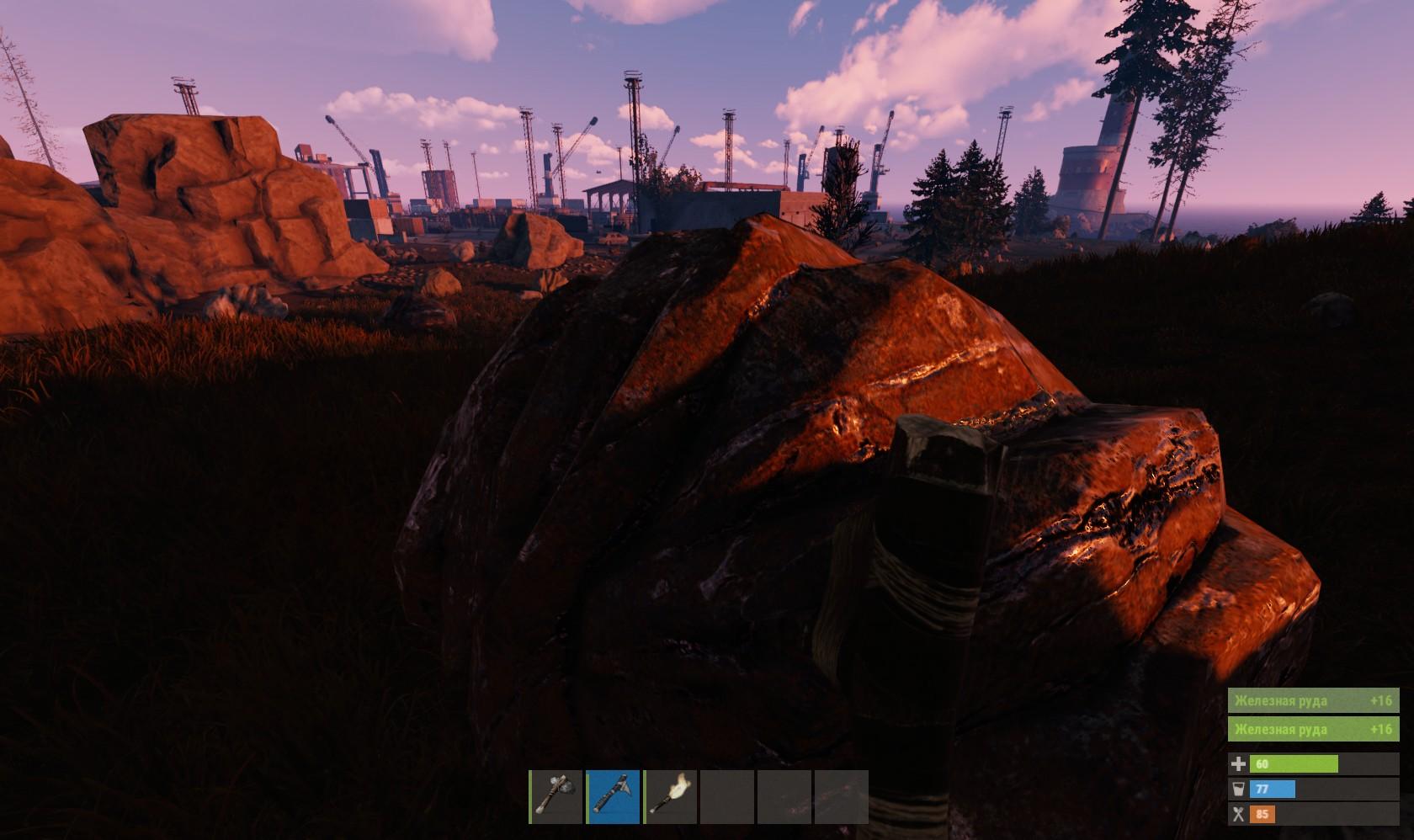 Rust [v2057, Devblog 197] (2018) PC