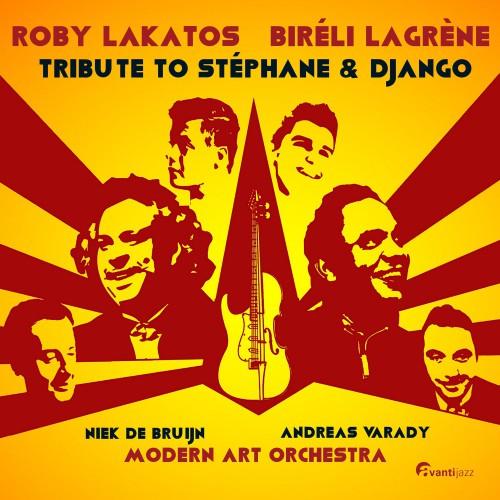 [TR24][OF] Roby Lakatos & Bireli Lagrene - Tribute To Stephane & Django - 2017 (Gypsy)