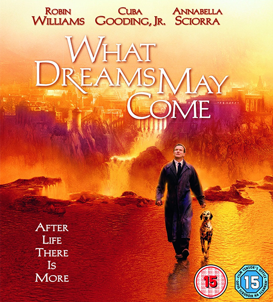 Куда приводят мечты / What Dreams May Come (1998) WEB-DLRip 720p от SuperMin | D | Open Matte