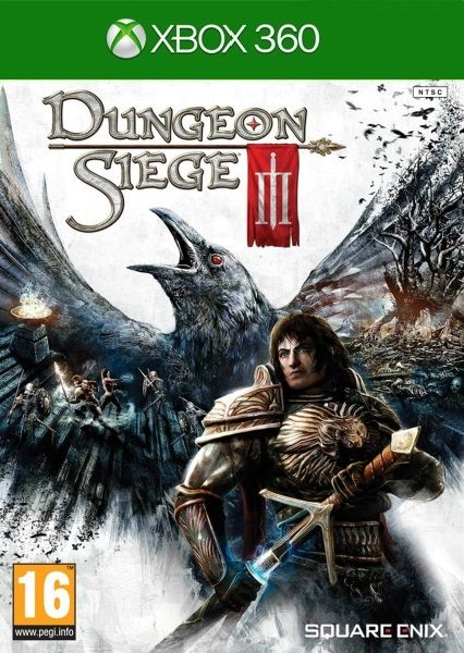 [XBOX360] Dungeon Siege 3: Complete Edition[FREEBOOT / RUS]