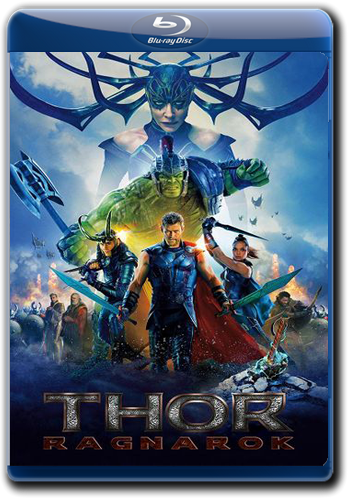Тор: Рагнарёк / Thor: Ragnarok [3D] [IMAX Edition] (Тайка Вайтити) [2017, фантастика, боевик, комедия, приключения, Blu-ray EUR 3D 1080p]