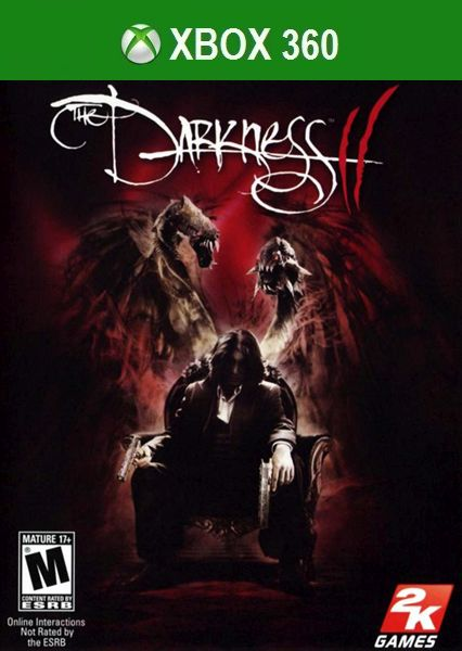 [XBOX360] The Darkness 2[FREEBOOT / RUSSOUND / TEXT-ENG]