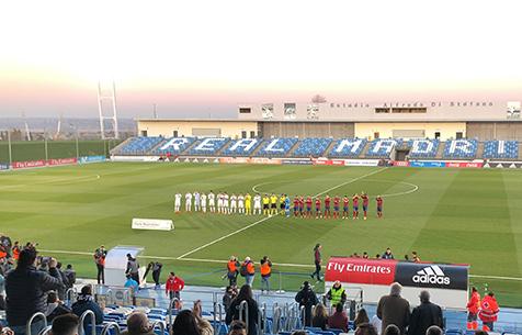 Real Madrid Castilla - Pontevedra CF 3:0