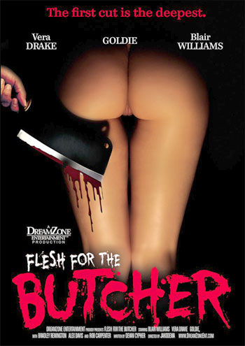 Постер:Плоть для мясника / Flesh For The Butcher (2015) WEB-DLRip