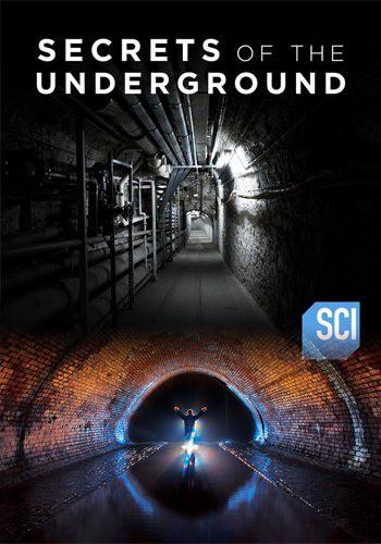 Discovery. Секреты подземелья / Secrets of the Underground (2017) HDTVRip [H.264/1080p-LQ] (сезон 2, серия 1-2 из 8) (обновляемая)