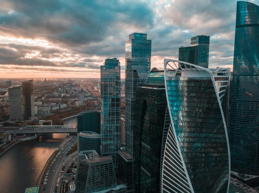 Москва - лучший город мира