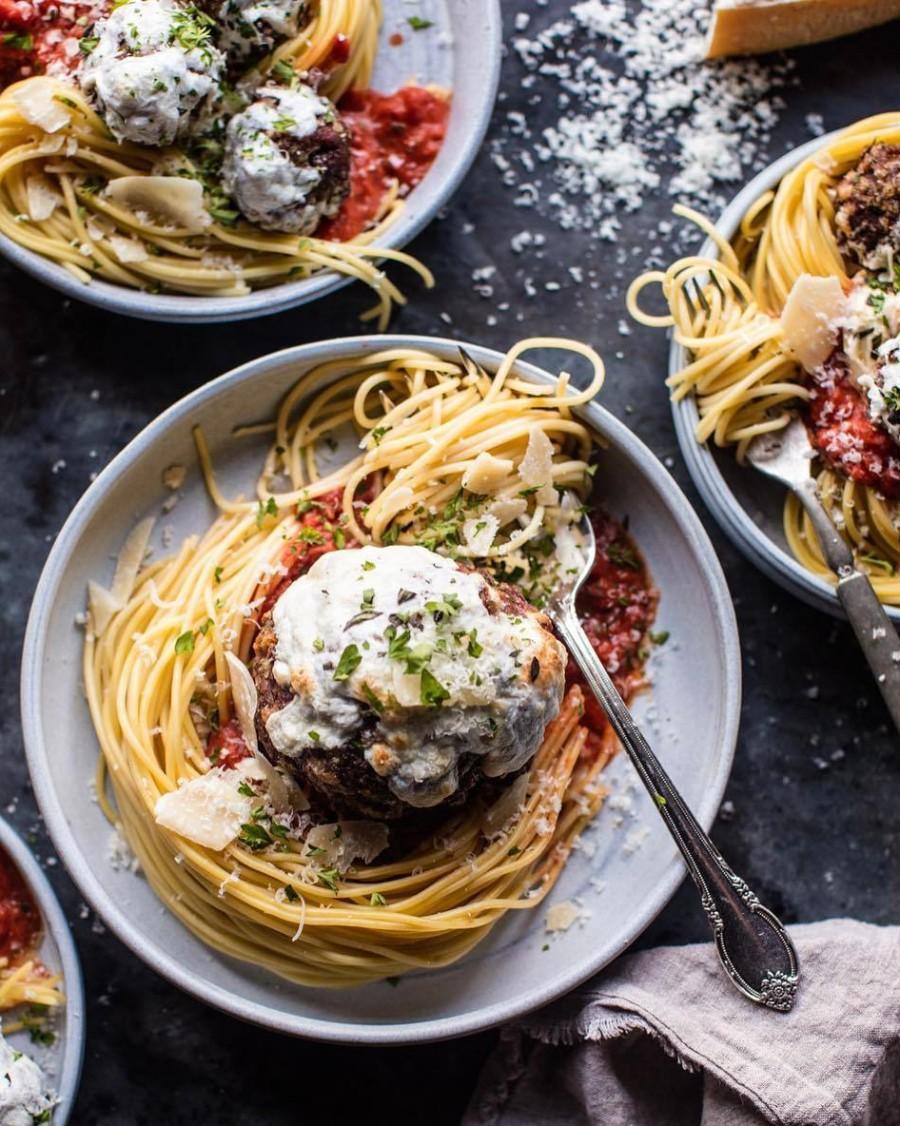 Спагетти на ужин