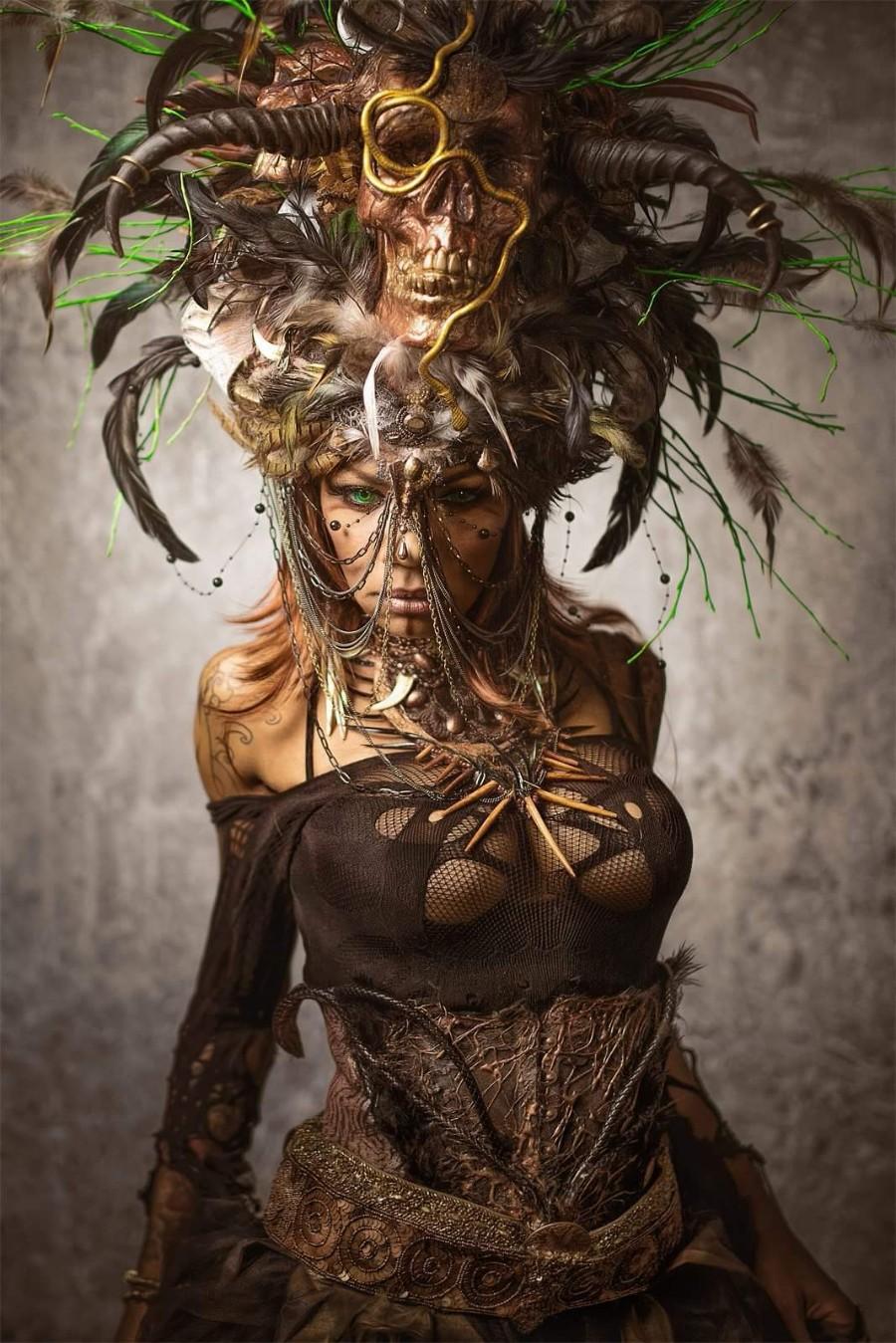 Ведьмин костюм