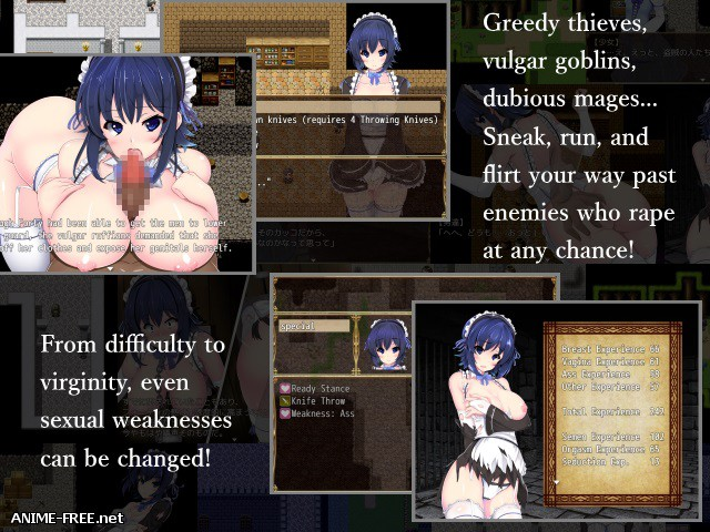 The ability to manipulate demons [2017] [Cen] [jRPG] [ENG,JAP] H-Game
