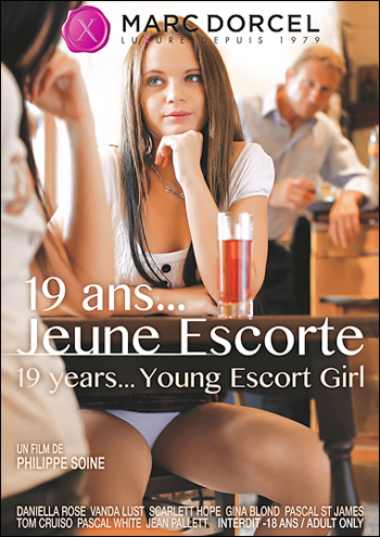 Marc Dorcel - 19 Лет... молодые эскорт-девочки / 19 ans... Jeune escorte / 19 Years... Young Escort Girl (2015) VOD